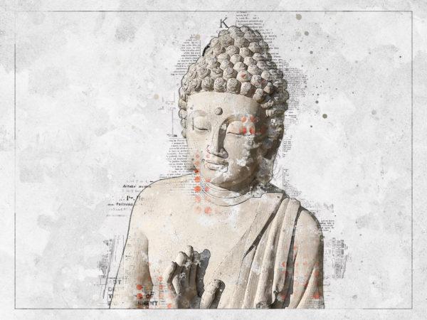 buddha paper book 1