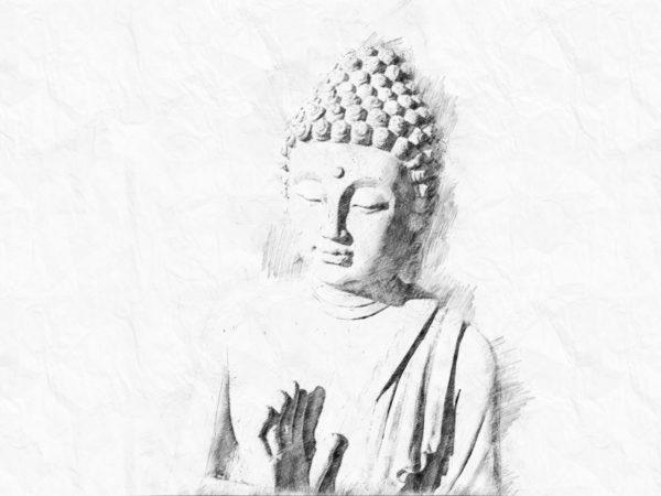 buddha pencilum