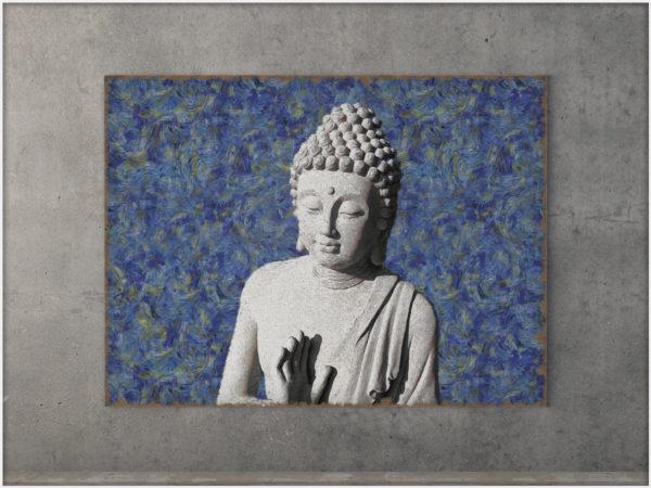 shop buddha van gogh art