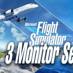 Flight Simulator 2020 Titelbild