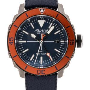 Alpina Seastrong Diver GMT AL-247LNO4TV6